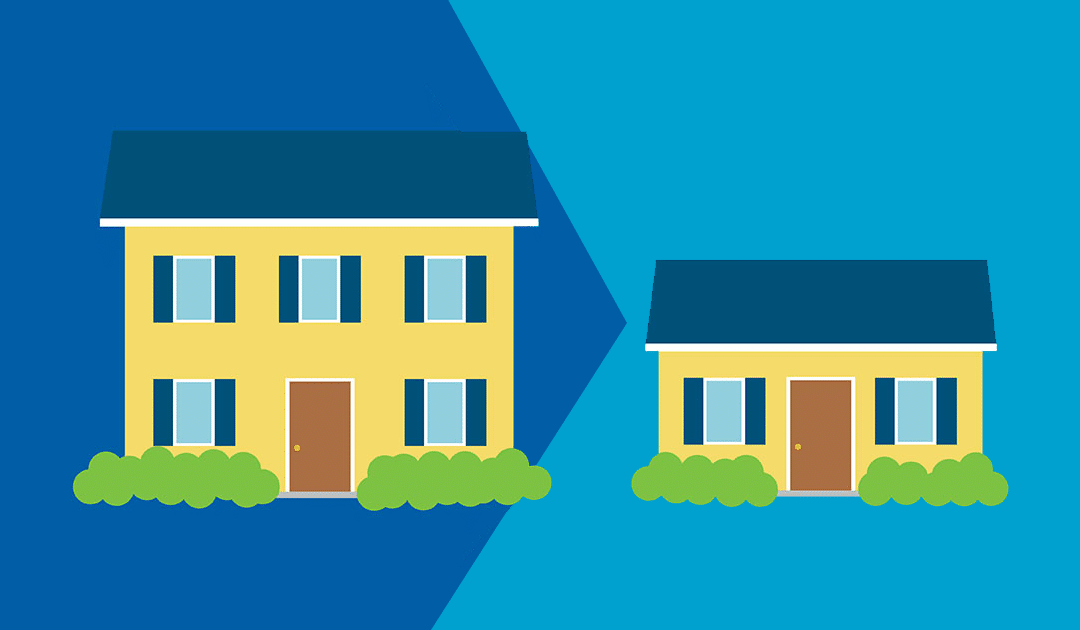 downsize my home?
