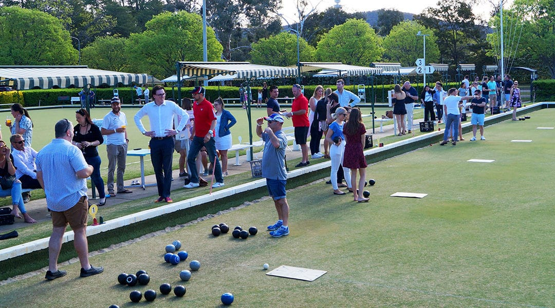 Charity Lawn Bowls Day