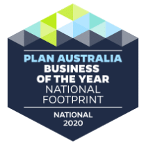 plan Australia business of the year 2020