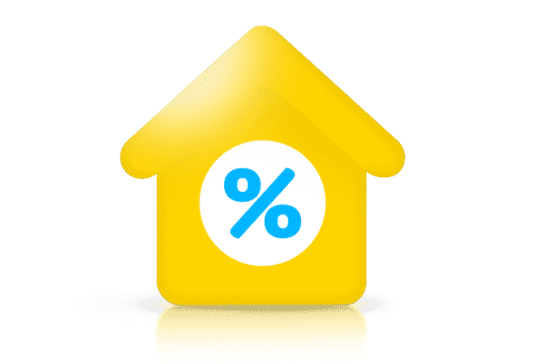 Interest rates generally higher for investment loans and lender fees are often more expensive too