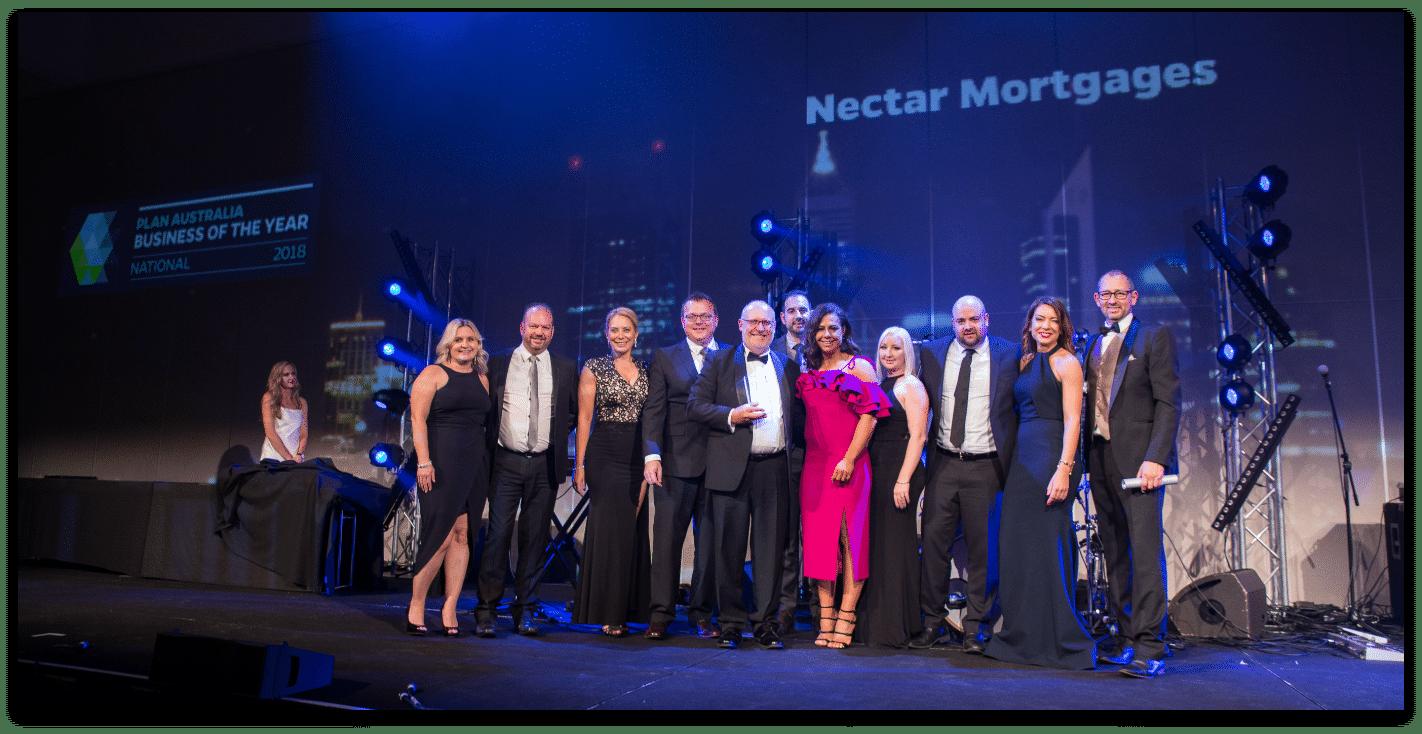 Nectar team awards